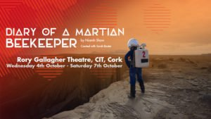 FB_cover_Diary-of-a-Martian-Title- Niamh Shaw, elon musk, nasa, spacex, engineering, richard branson, communication, stem, astronaut, niamh, scientist, artist, perform, esa, polymath, broadcast, blue origin, virgin galactic, niamh shaw, space exploration, norah patten, zero g, irish astronaut, science communication, women in stem, roscosmos, female astronauts, jaxa, baikonur, irish engineering, ireland's first astronaut, multi disciplined, stem advocate, female space explorer, irelands first female astronaut, irelands first person in space, irish female activist, irish female polymath, irish female role model, irish female trailblazer, irish role models, irish space explorer, performer & communicator & space explorer, space advocate, stem communicator