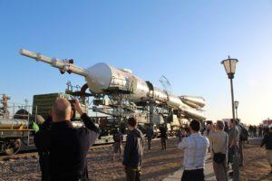 Soyuz Rocket (Credit Space Affairs 2018)