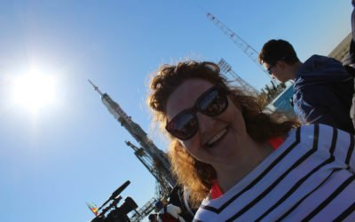 Baikonur Day 2- The Rollout