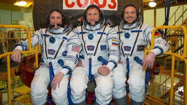 Soyuz_MS-09_crew_large Niamh Shaw, elon musk, nasa, spacex, engineering, richard branson, communication, stem, astronaut, niamh, scientist, artist, perform, esa, polymath, broadcast, blue origin, virgin galactic, niamh shaw, space exploration, norah patten, zero g, irish astronaut, science communication, women in stem, roscosmos, female astronauts, jaxa, baikonur, irish engineering, ireland's first astronaut, multi disciplined, stem advocate, female space explorer, irelands first female astronaut, irelands first person in space, irish female activist, irish female polymath, irish female role model, irish female trailblazer, irish role models, irish space explorer, performer & communicator & space explorer, space advocate, stem communicator