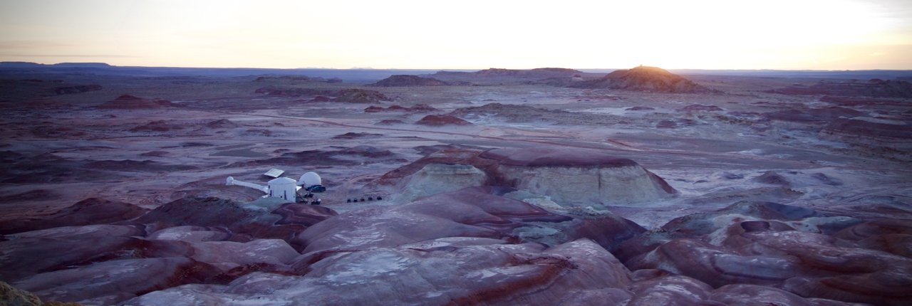Sunrise-over-MDRS-on-Crew-173-last-morning-Credit-Niamh-Shaw Niamh Shaw, elon musk, nasa, spacex, engineering, richard branson, communication, stem, astronaut, niamh, scientist, artist, perform, esa, polymath, broadcast, blue origin, virgin galactic, niamh shaw, space exploration, norah patten, zero g, irish astronaut, science communication, women in stem, roscosmos, female astronauts, jaxa, baikonur, irish engineering, ireland's first astronaut, multi disciplined, stem advocate, female space explorer, irelands first female astronaut, irelands first person in space, irish female activist, irish female polymath, irish female role model, irish female trailblazer, irish role models, irish space explorer, performer & communicator & space explorer, space advocate, stem communicator