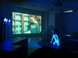 Theatre show at Science Gallery 2012